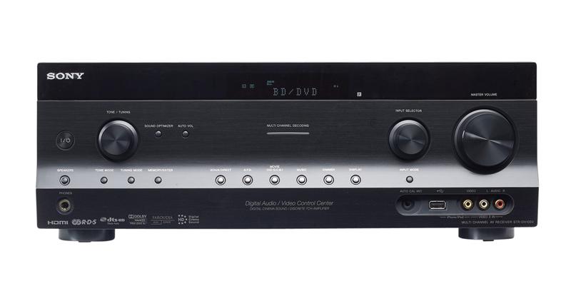 Test AV-Receiver - Sony STR-DN1020