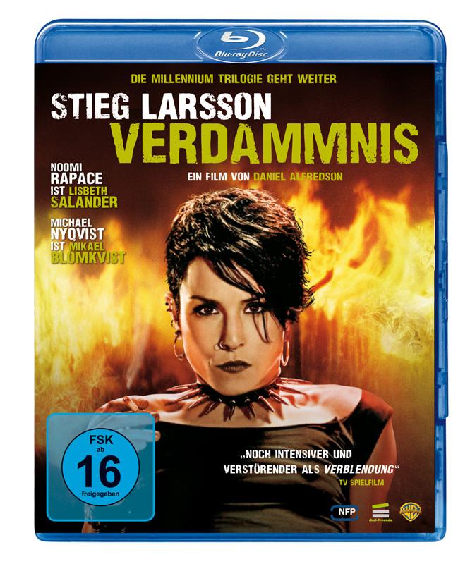 Stieg Larsson Verdammnis Film