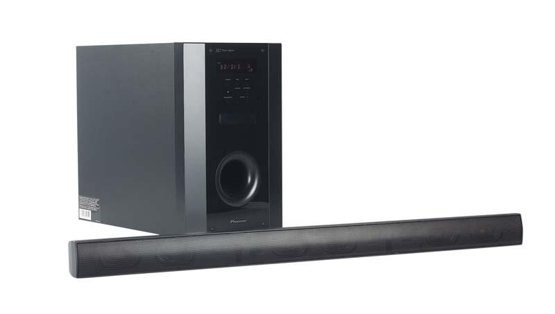 test soundbar pioneer htp sb510 sehr gut. Black Bedroom Furniture Sets. Home Design Ideas