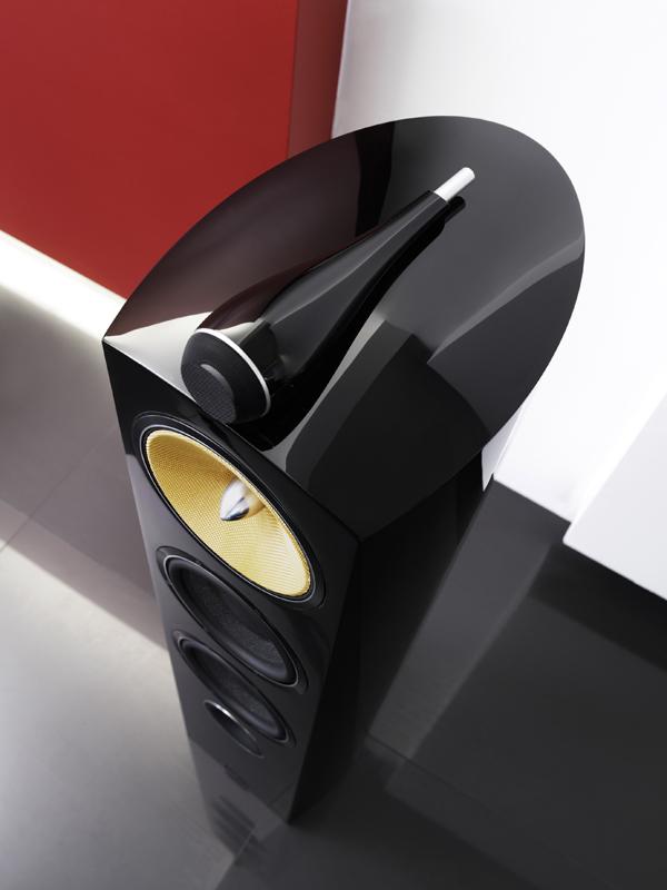test lautsprecher stereo b w bowers wilkins 804 diamond sehr gut seite 1. Black Bedroom Furniture Sets. Home Design Ideas