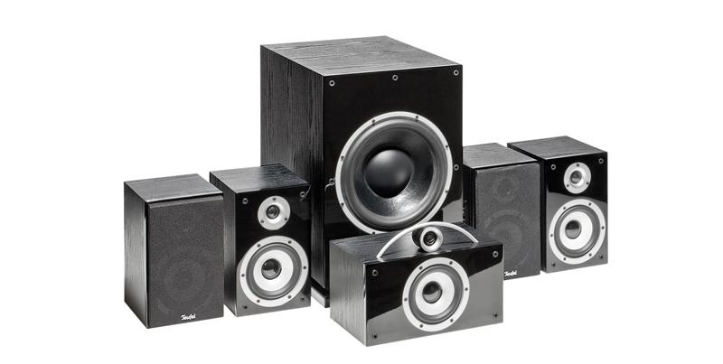 test lautsprecher surround heco music colors cinema 5 1a. Black Bedroom Furniture Sets. Home Design Ideas