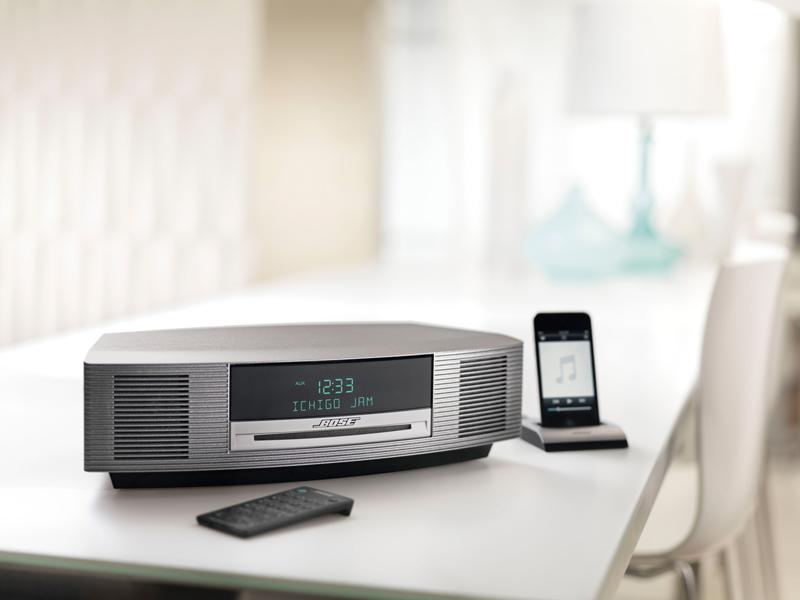 test minianlagen bose wave music system iii sehr gut seite 1. Black Bedroom Furniture Sets. Home Design Ideas