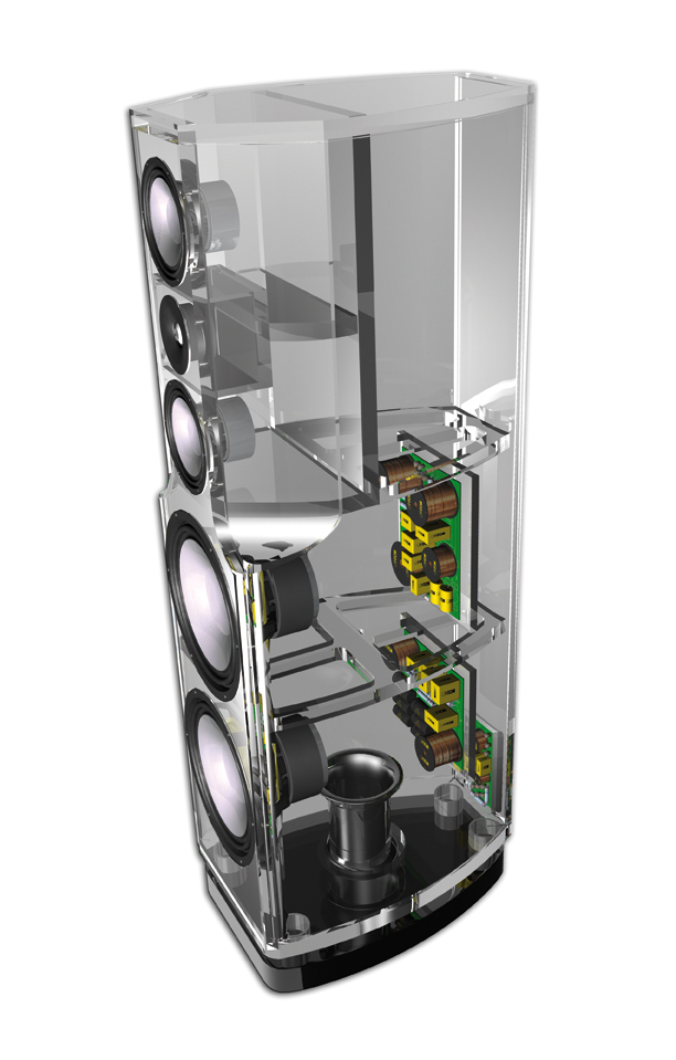 Test Lautsprecher Stereo - Canton Reference 1.2 DC