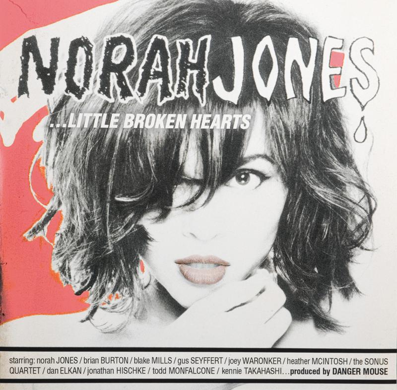 Norah Jones – Little Broken Hearts (Blue Note)