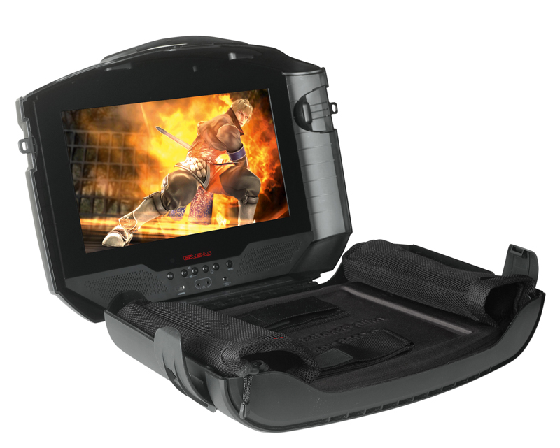 zubehoer mobile gaems g155 personal gaming environment bild 1339598224 GAEMS G155 Sentry Personal Gaming Environment